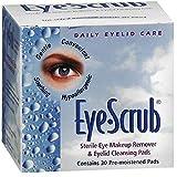 Eye Scrub Sterile Eye Makeup Remover & E...
