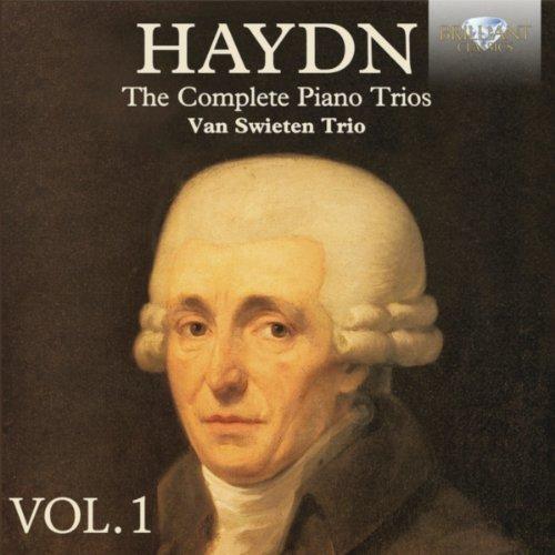 Haydn: The Complete Piano Trios, Vol. 1