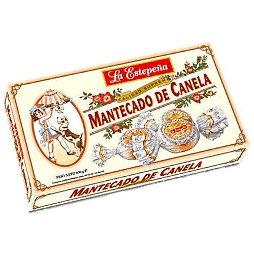 Mantecado de Canela - original spanisches Zimt-Schmalzgebäck