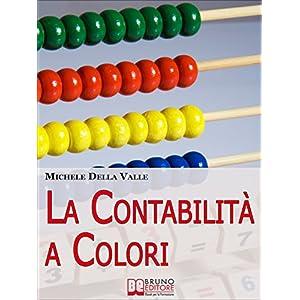 La Contabilità a Colori. Guida per Comprendere, Memorizzare e Applicare la Contabili