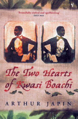 The Two Hearts Of Kwasi Boachi (English Edition)
