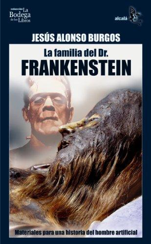 La familia del Dr. Frankenstein / The family of Dr. Frankenstein Cover Image