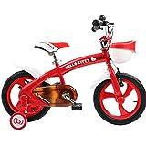 ZXUE Vélo pour enfants bébé 12/14/16 pouces 2-12 ans garçon et fille bébé poussette bébé vélo de montagne (Couleur : Rouge, taille : 12 pouces)