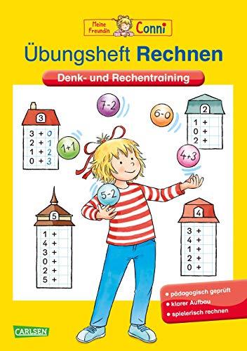 Conni Gelbe Reihe: Übungsheft Rechnen: Denk- und Rechentraining Gelbe 10
