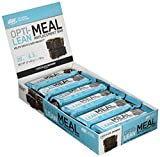 Meal Replacement Bars Review and Comparison
