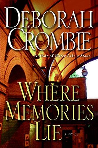 Where Memories Lie (Duncan Kincaid and Gemma James) por Deborah Crombie