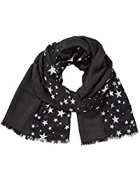 TOM TAILOR Denim Damen Tuch fabric mix scarf/408