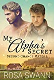 My Alpha's Secret (Second Chance Mates 1): MM Alpha/Omega Mpreg Romance (English Edition)