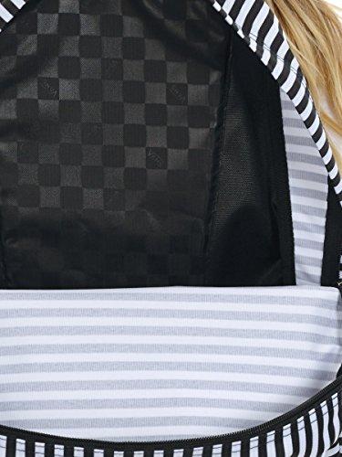Vans Damen Rucksack G Realm Backpack schwarz