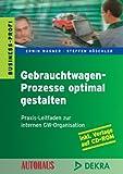 Gebrauchtwagen - Prozesse optimal gestalten: Praxis-Leitfaden zur internen GW-Organisation