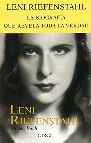 Leni Riefenstahl (Biografia) (Spanish Edition) 1st Edition by Bach, Steven (2008) Paperback