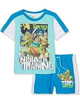 Nickelodeon Jungen Sportswear-Set Tortues Ni