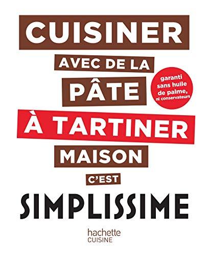 Pâte à tartiner maison Simplissime par Jean-François Mallet
