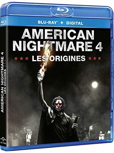 American Nightmare 4 : Les Origines [Blu-ray + Digital]