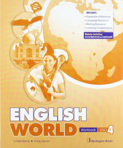 English World 4. Workbook. 4º ESO
