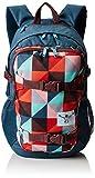 Chiemsee Rucksack School, Magic Triangle Red, 32 x 14 x 49 cm, 28 Liter, 5021021