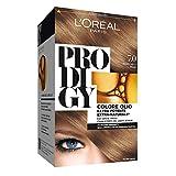 L'Oréal Paris Colorazione Permanente per Capelli Prodigy, 7.0 Mandorla Biondo