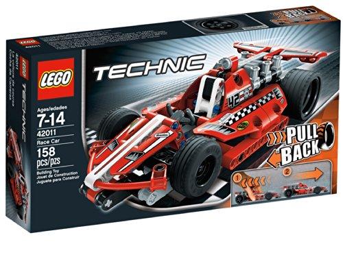 Preisvergleich Produktbild Lego Technic 42011 - Action Rennwagen