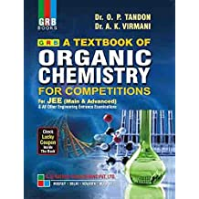 Organic Chemistry for Competition for IIT - JEE (Old Edition)