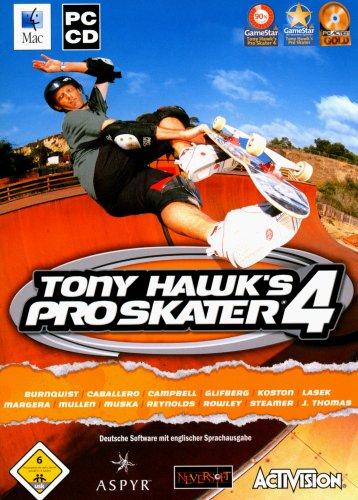 Tony Hawk's Pro Skater 4 (PC+MAC) Hawk Pc
