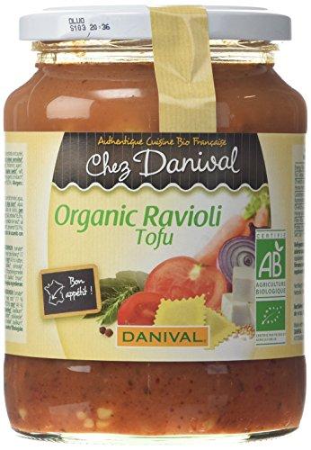 Danival Organic Tofu Ravioli 670 g (Pack of 2)