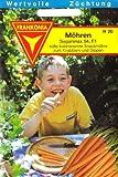 Möhren, Sugarsnax 54, F1Samen für ca. 4 lfm.