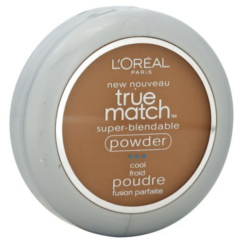 L'Oreal True Match Powder, Nut Brown [C7], 0.33 oz by L'Oreal Paris