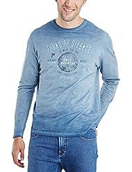 Pioneer Longsleeve, Camiseta de Manga Larga Para Hombre