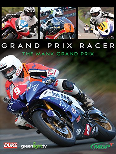 Grand Prix Racer Cover