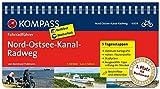 Nord-Ostsee-Kanal-Radweg: Fahrradführer mit Routenkarten im optimalen Maßstab. (KOMPASS-Fahrradführer, Band 6009)