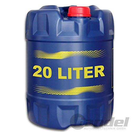 Preisvergleich Produktbild MANNOL Kettenoel  Motorenöl, 20 Liter