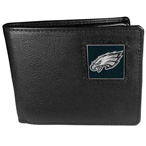 Siskiyou Gifts Co, Inc. NFL Philadelphia Eagles Leder-Brieftasche (Geburtstag Philadelphia Eagles)