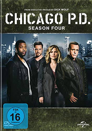 Chicago P.D. - Staffel vier [6 DVDs] Chicago Fall