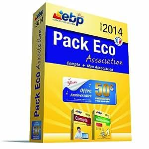 EBP Pack Eco Association 2014 + ODR 50€