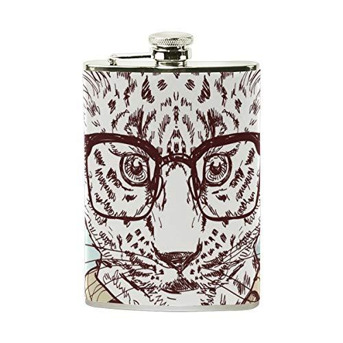 Man Of Steel Anzug Zum Verkauf - Bgejkos Hipster Leopard mit Brille und