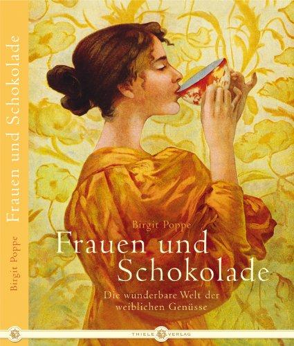 Buchseite und Rezensionen zu 'Frauen und Schokolade' von Birgit Poppe