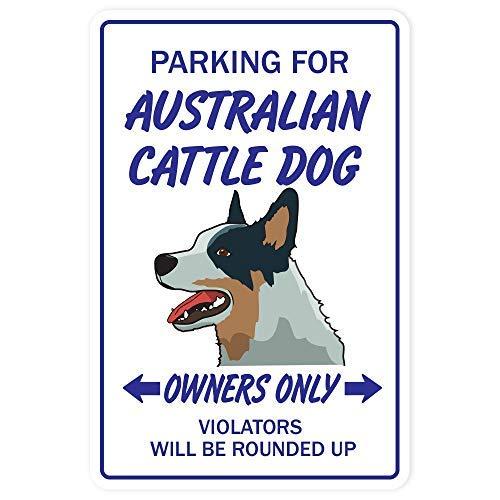 Australian Parking Aluminium-Schild Australien Outback Kangaroo Private Property Signs Aluminium, lustiges Warnschild, Metall-Wand-Blechschild, 30,5 x 45,7 cm