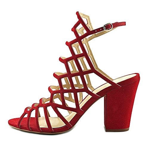 Vince Camuto Naveena Cuir Talons red
