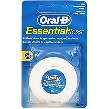 Oral B - Seda Essencial Floss Cera