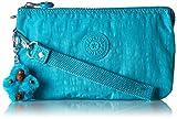 Kipling Creativity Xl - Portamonete Donna, Türkis (Turquoise Dream), 21.5x13.5x0.1 cm (B x H T)