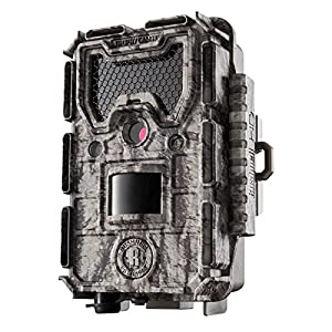 Bushnell Aggressor Trophy HD Camera, 119877 Tree Strap Included, 24 MP, No Glow Technology