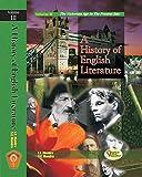 A History of English Literature Vol: III