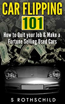 how to fix car and sell for profit