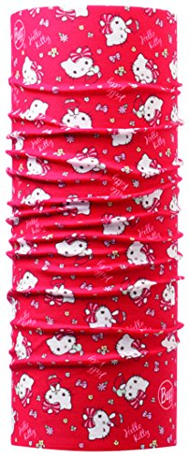 (Buff Kinder Multifunktionstuch Hello Original, Cute, One Size)