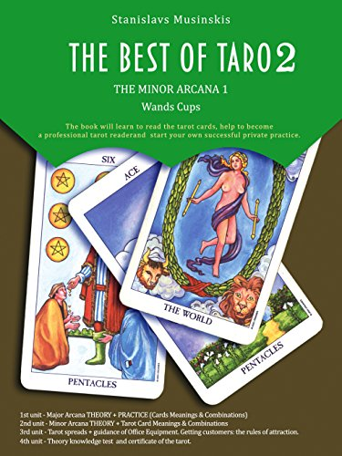 THE BEST OF TAROT 2 The Minor Arcana 1 wands cups eBook