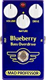 Effets guitare électrique MAD PROFESSOR BLUEBERRY BASS OVERDRIVE Distortion - fuzz - overdrive...