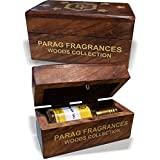 Parag fragrances Woods Collection Sandalwood Attar, 6ml