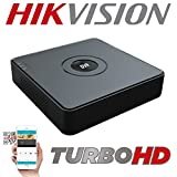 Best 16 Channel Dvrs - HIKVISION 16CH 16 CHANNEL DVR TURBO HD 2MP Review