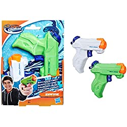Nerf - Pack de 2 Pistolets A Eau Nerf Super SoakerZipfire