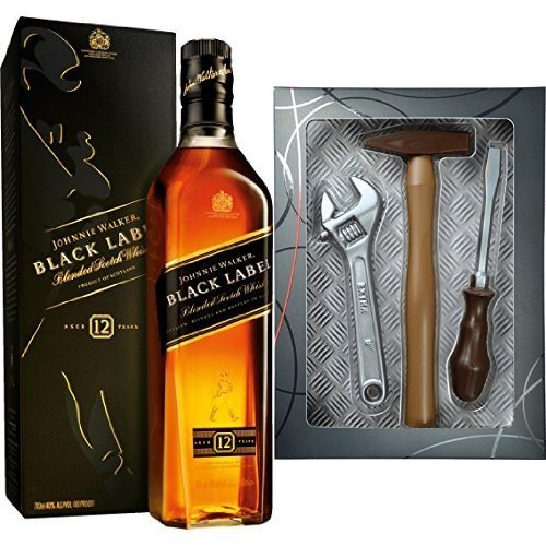 johnnie-walker-black-label-blended-scotch-whisky-and-ruth-handmade-edible-novelty-chocolate-tool-set